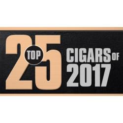 Рейтинг Топ-25 сигар 2017 года!