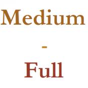 Medium – Full (3)