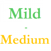 Mild – Medium (13)