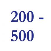 от 200 до 500 руб. (27)