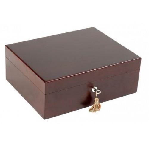 Хьюмидор Jemar Meditteranean Collection 259 Rosewood из массива кедра на 35 сигар (шт.)