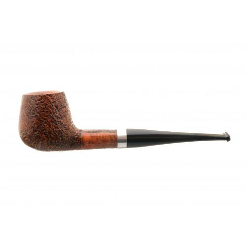 Трубка Barontini Pavia коричневый бласт, без фильтра, форма 8 (шт.)